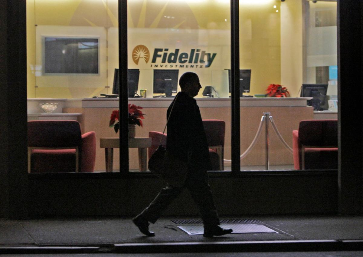 Fund giant Fidelity exits short-term US government debt