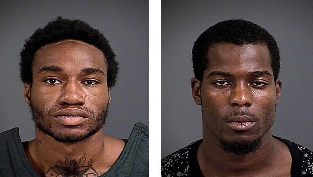 Two men arrested in Johns Island shooting