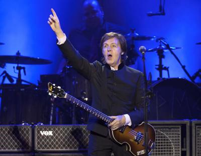 McCartney revisits his musical influences