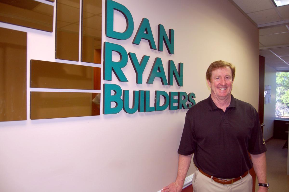 Life of Ryan: Family pedigree, on-the-job focus motivate president of regional builder