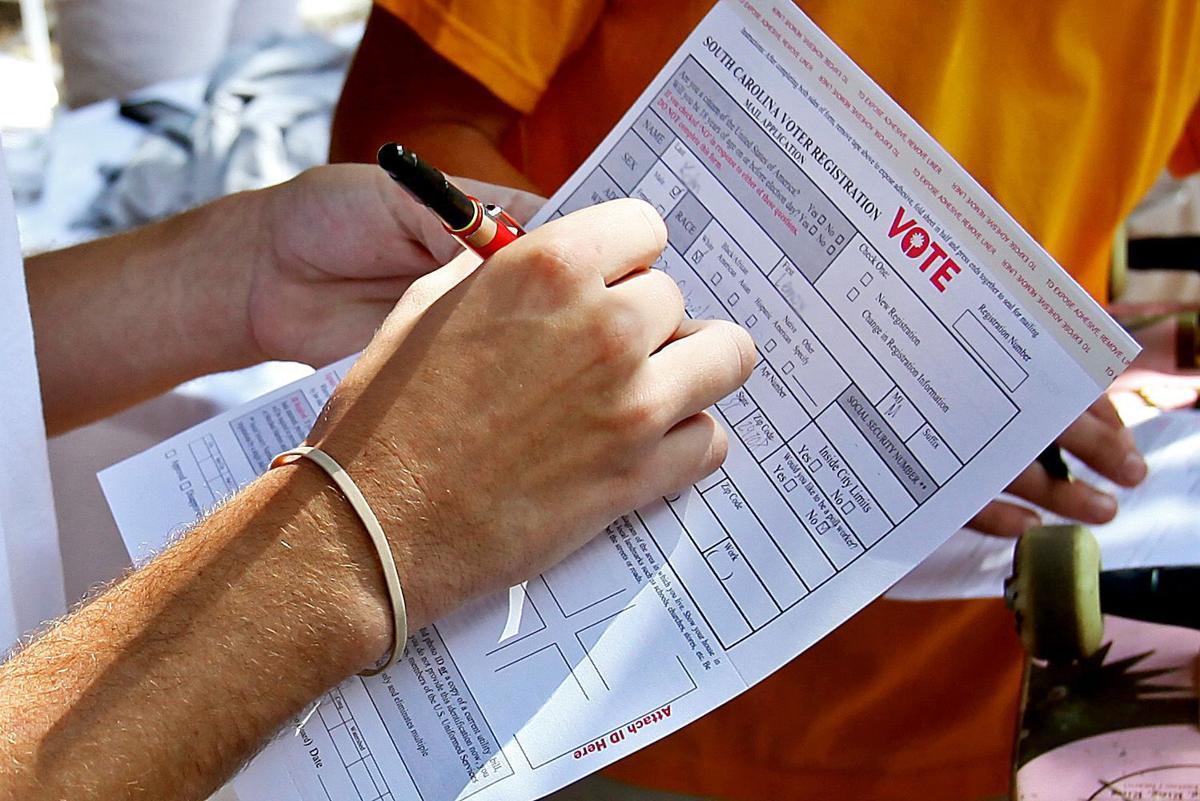 Deadline Saturday to register to vote in June 10 primary Where S.C. registers to vote