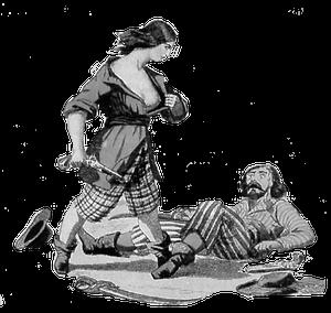 November 18, 1720 – Anne Bonny