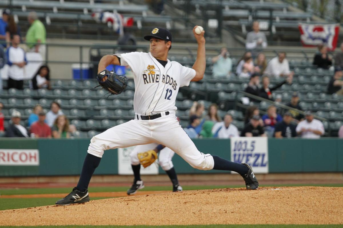 RiverDogs' Smith 'dialed in'