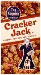 Cracker Jack drops the ball