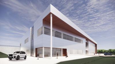 BMW Upstate training center