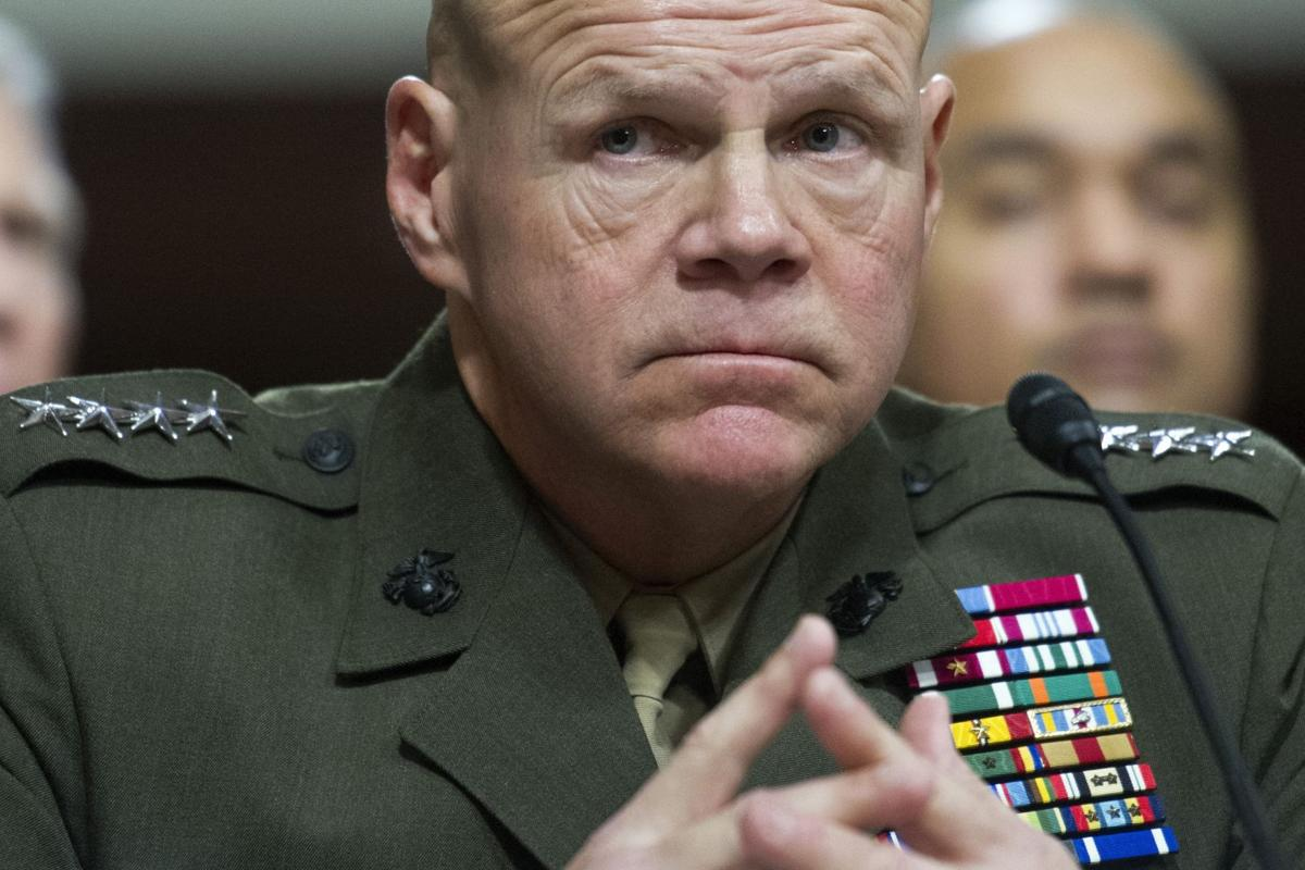 Generals say women should register for draft, plan phase-in for combat