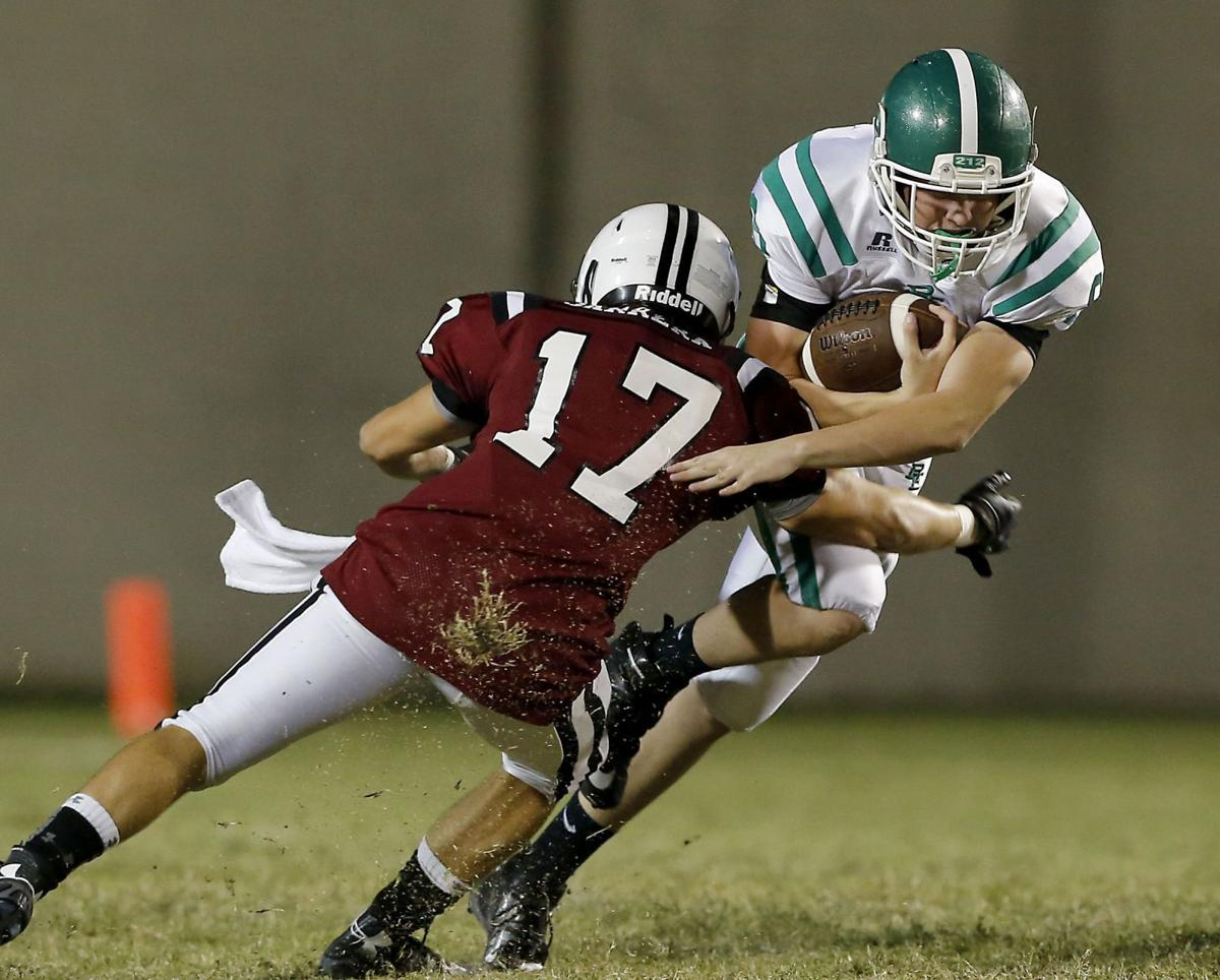 In The Huddle: High school football predictions for Aug. 28