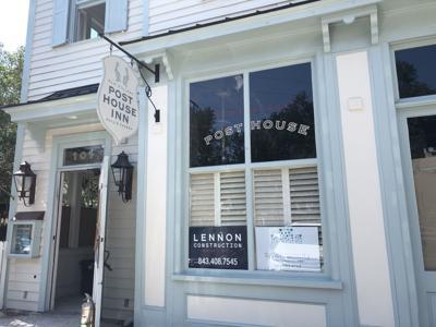 The forthcoming Post House Restaurant + Inn