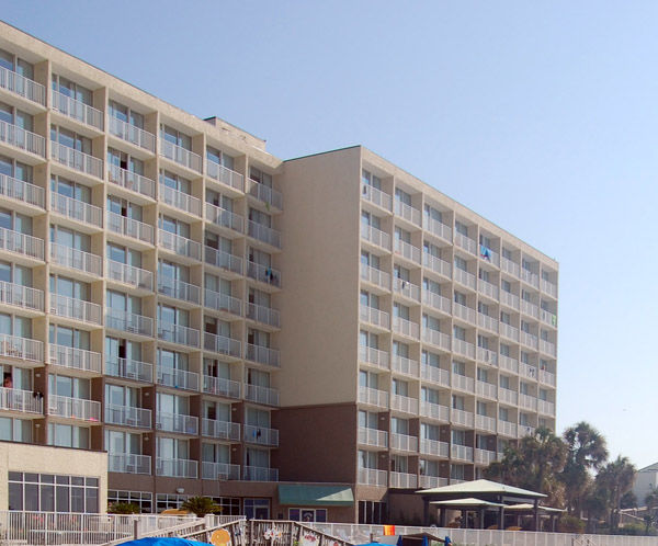 Upgrades at Folly Beach hotel require 4-day closure