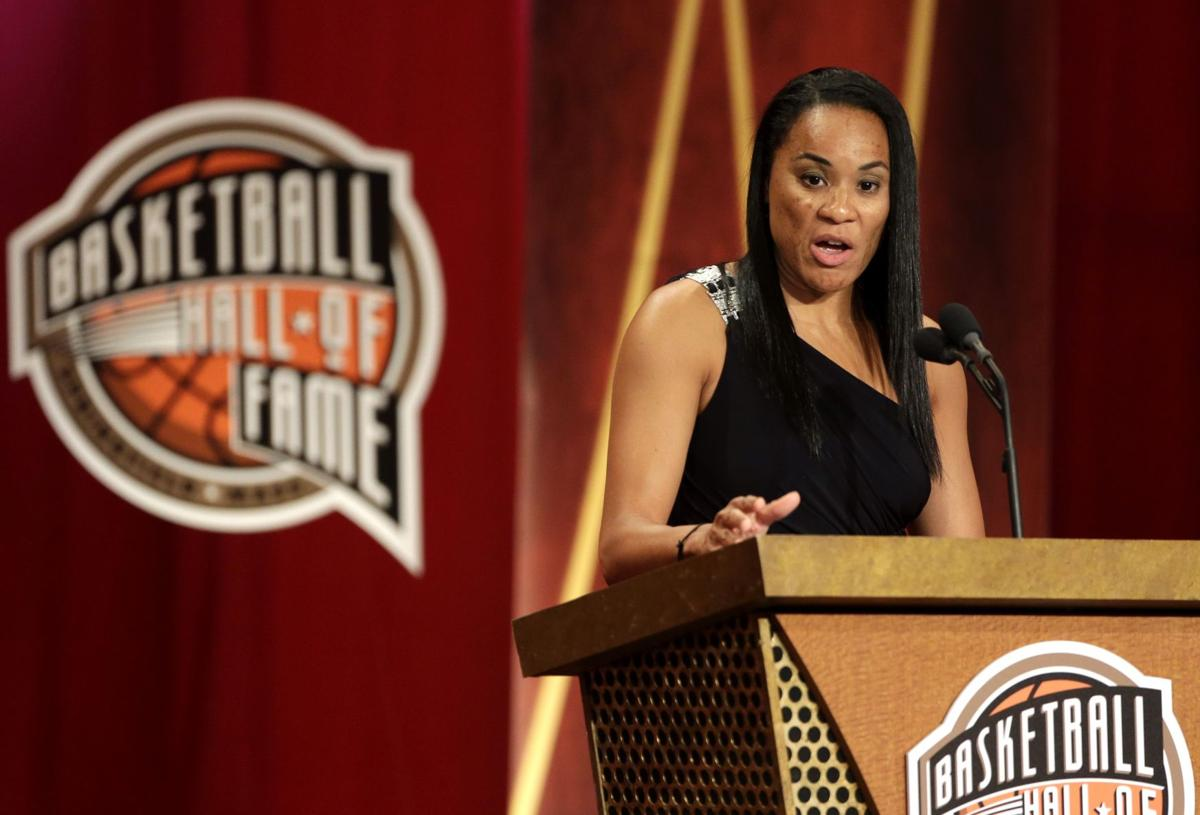 Hall of Fame induction seals Staley's basketball legacy