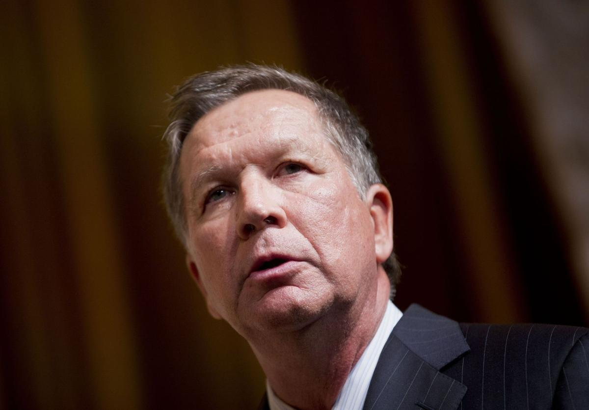 Kasich appeals to African-Americans to not align with one political party