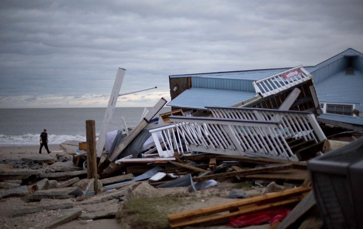 Bald Head Island Nc Hurricane Mathew Data