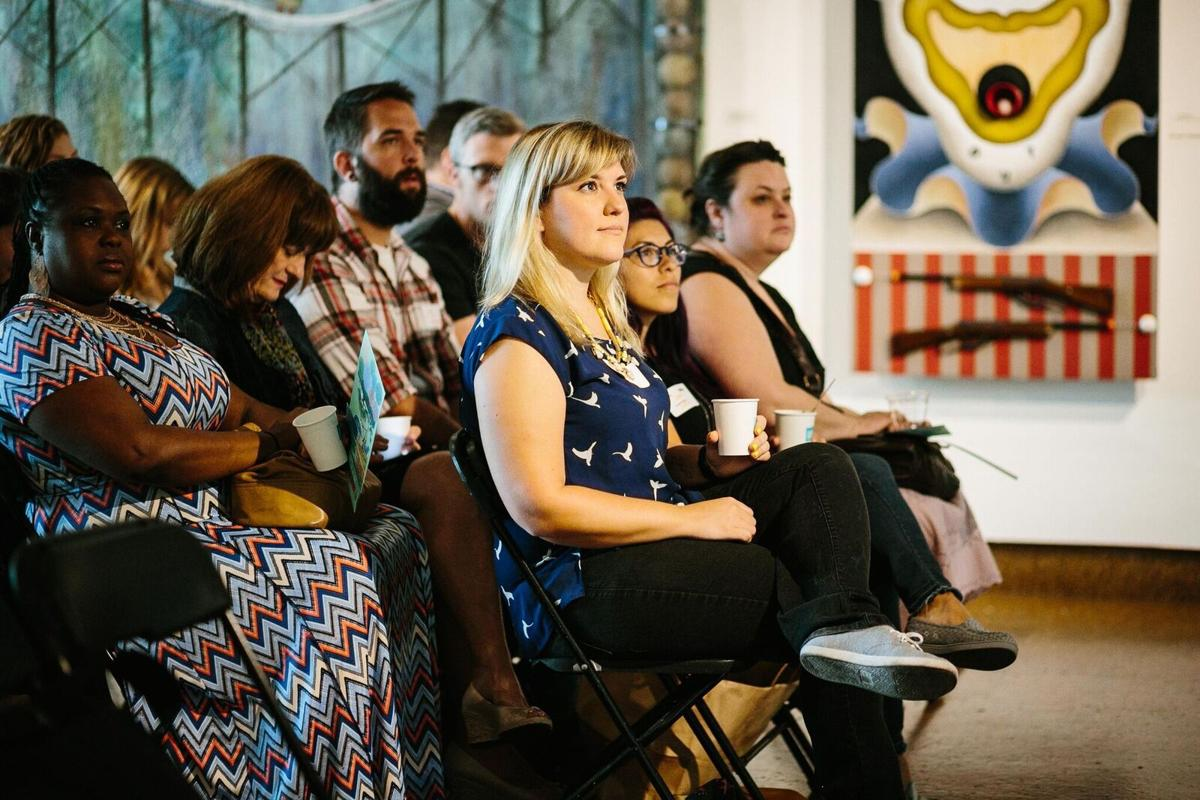 CreativeMornings Charleston