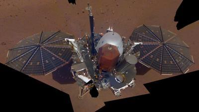 Space Mars Lander