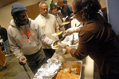 Ministering to homeless: World Harvest Community Church opens doors as temporary shelter in North Area