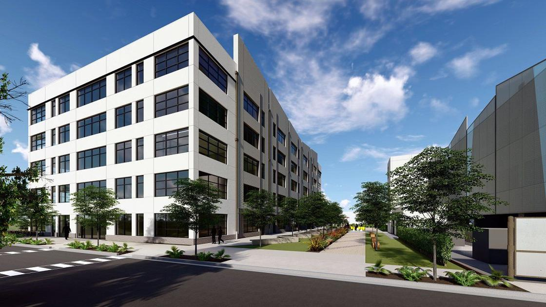 $35M Belvidere multistory office, parking project coming to Charleston's upper peninsula