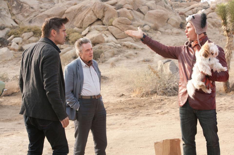 Cast has a bloody lark in 'Psychopaths'