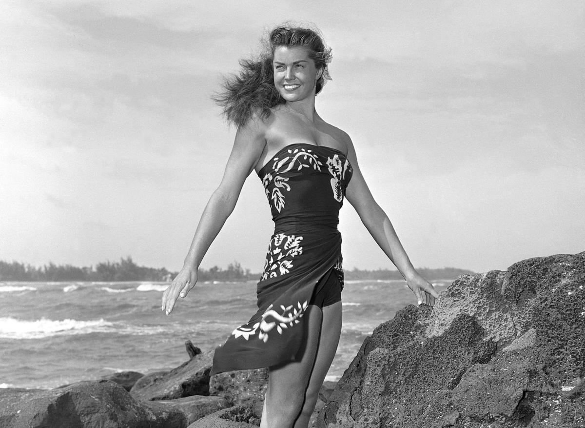 Swimming, movie star Esther Williams dies