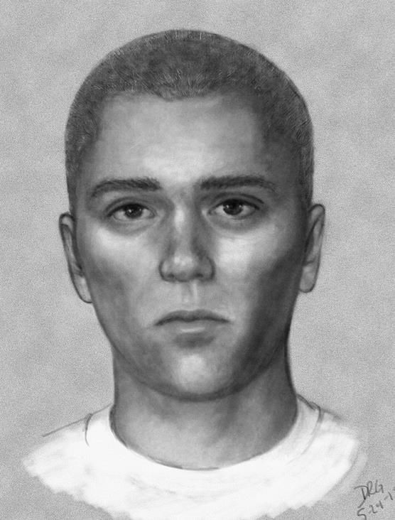 Charleston police release sketch of strong-arm robbery suspect