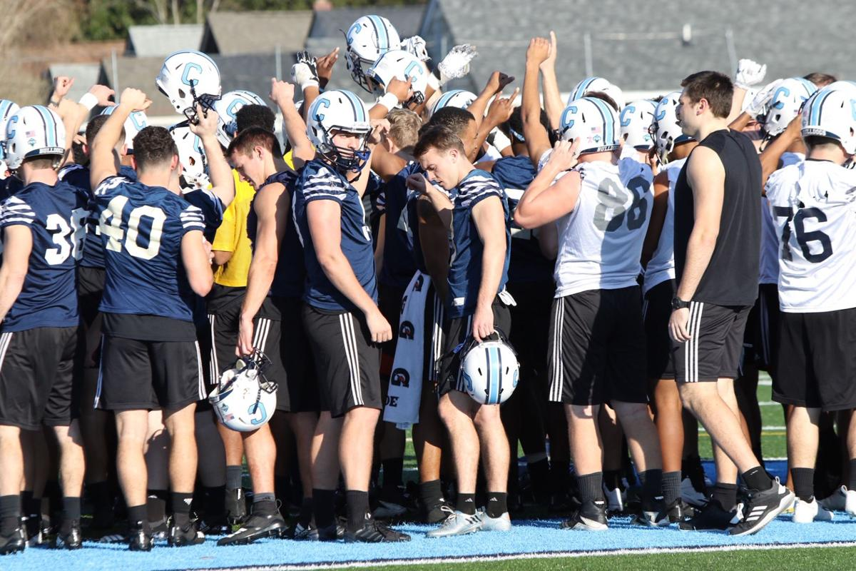 sale retailer b8f10 b0204 Defense is job 1 (and maybe 2, 3 and 4) for Citadel football ...