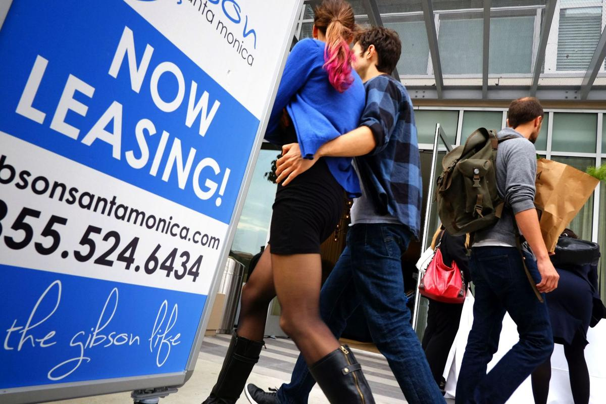 Rent prices moving on up as more people hunt for apartments