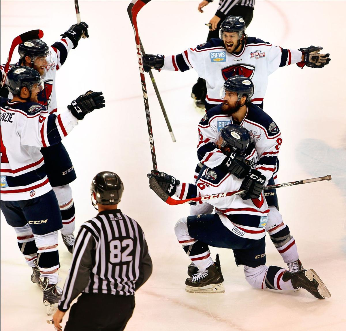 Stingrays' 'special season' comes to disappointing end in Game 7