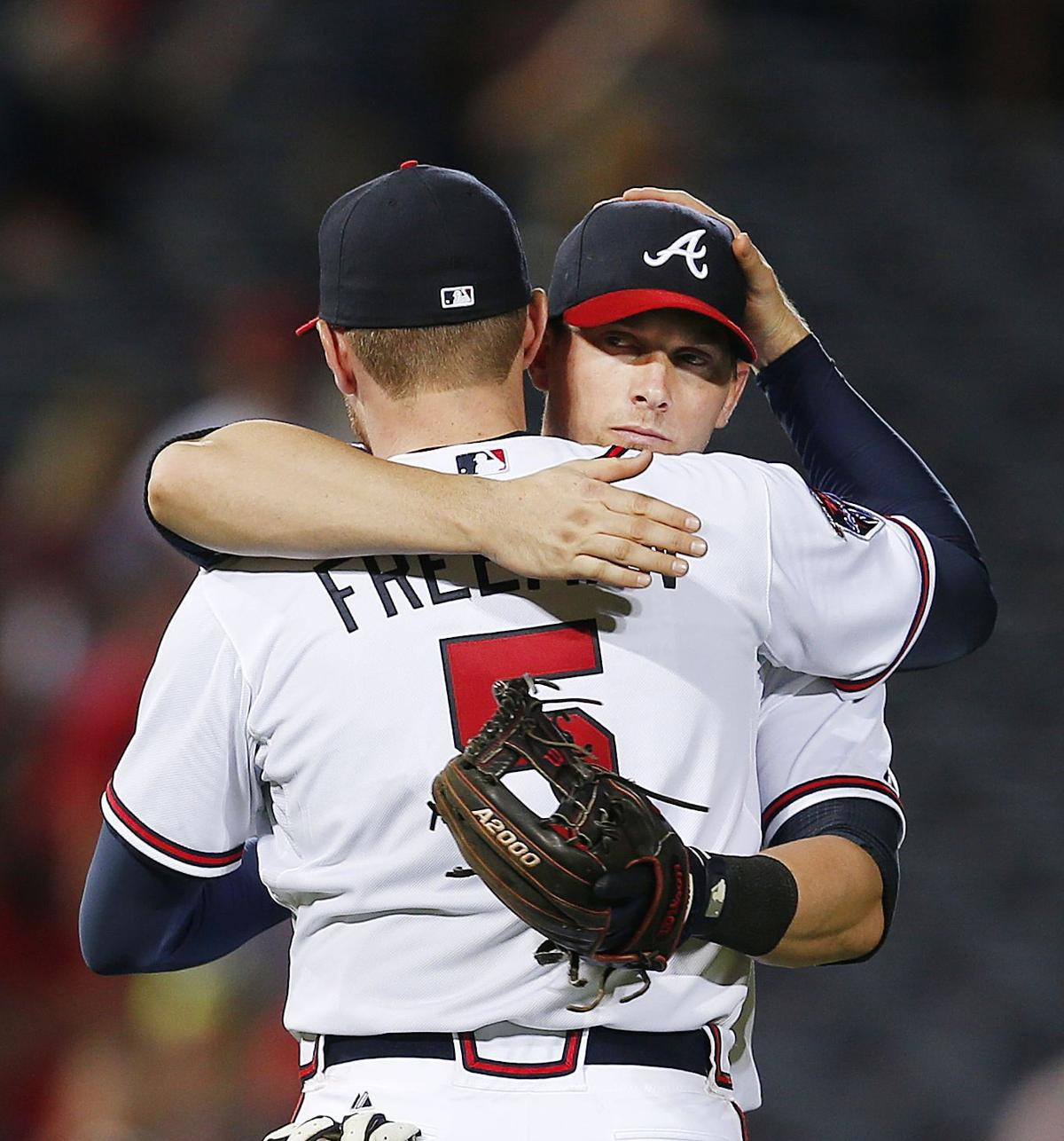 Floyd helps Braves put end to seven-game skid