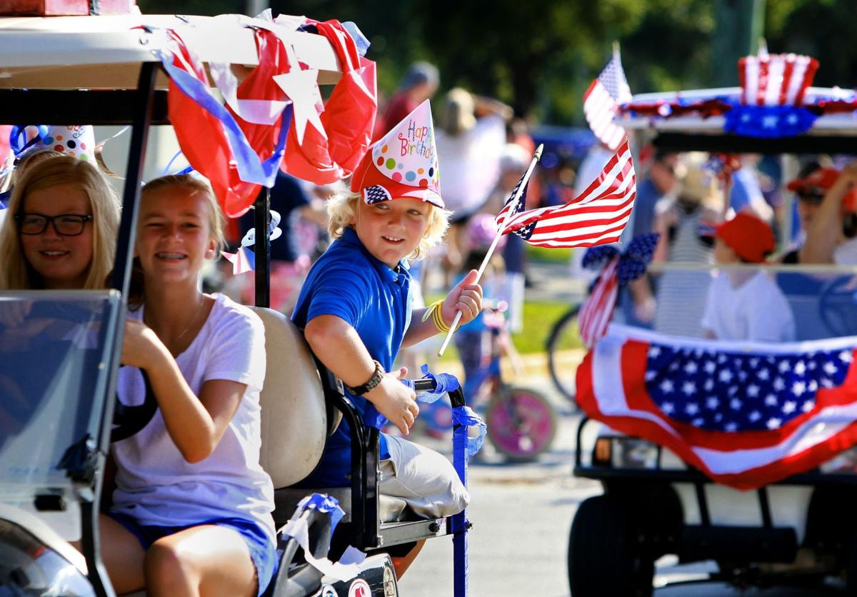 Fourth of July events