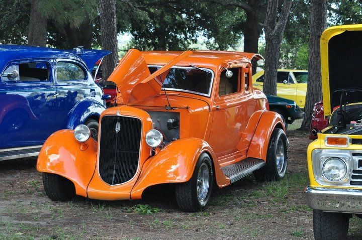 Car collector day big hit in Charleston