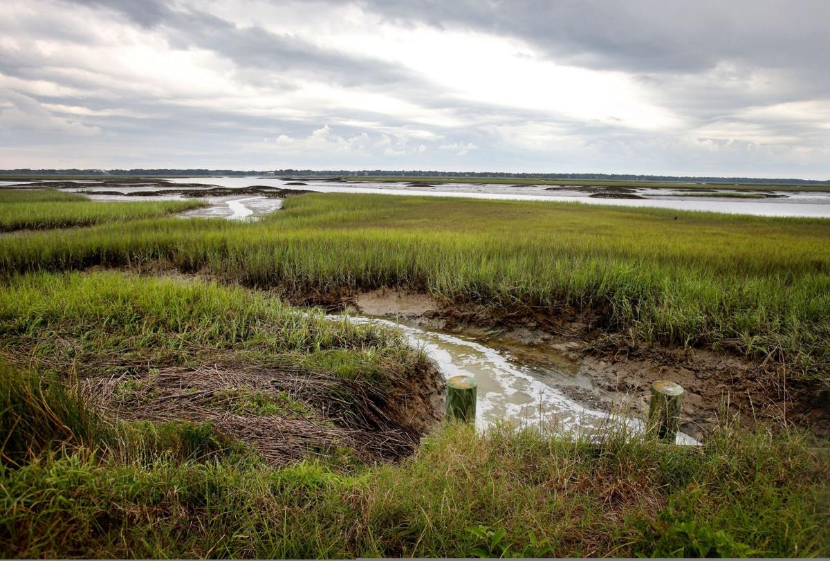 Hearing set on Beach Co. plan for private sewer plant for Kiawah River Plantation