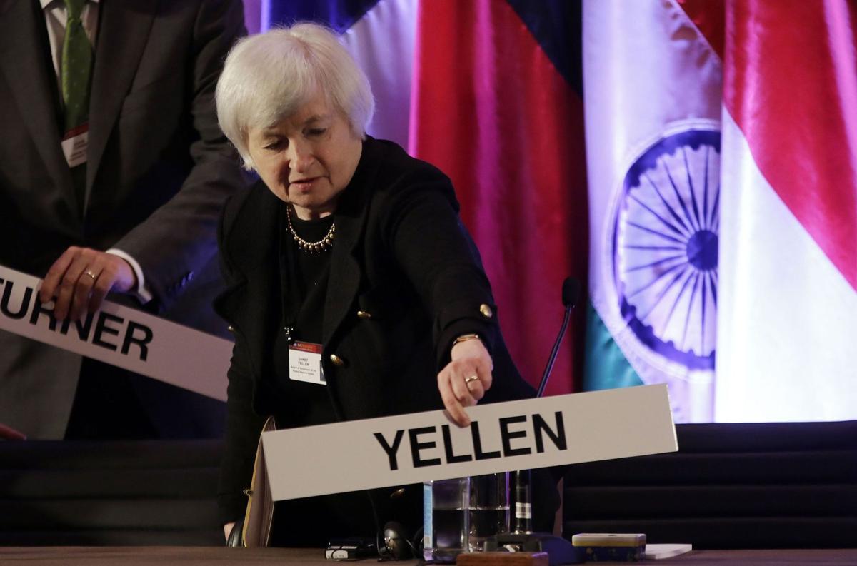 Yellen faces challenges as Fed trims bond buysAP Photo WX105