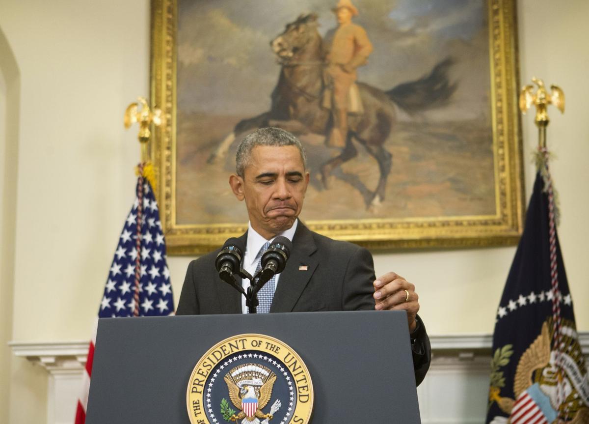 Obama's irrelevant case against Gitmo