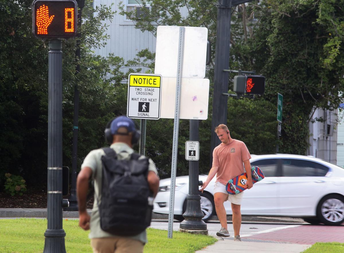 Septima Clark Parkway Signals