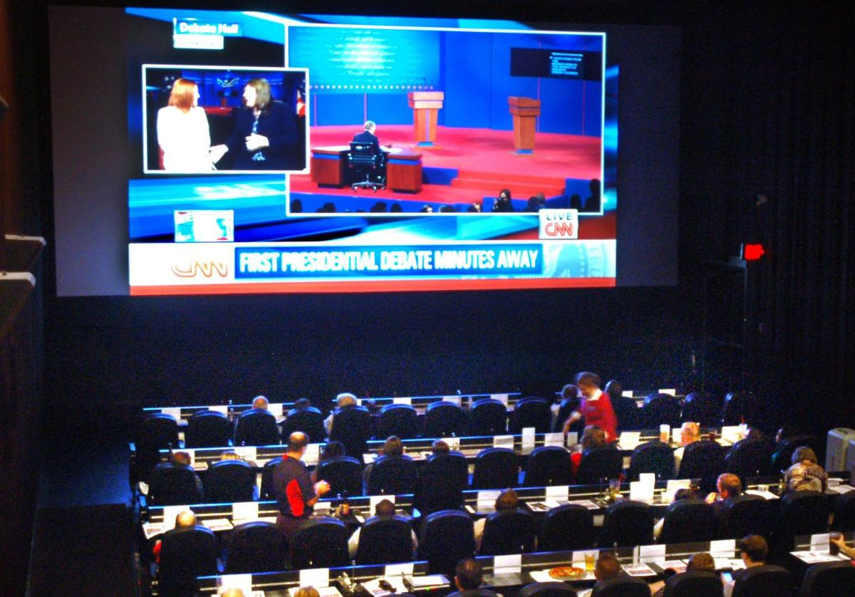 How local viewers saw debatesA clear contrast for votersObama, Romney show off with equations, statisticsGoing on the attack Romney's performance buoys campaignMost memorable lines from the debateGOP exults over RomneyDebate's notable moments