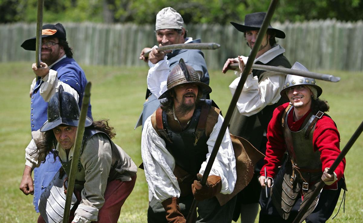 Charles Towne Landing celebrates 342nd anniversary with cannon fire, fun
