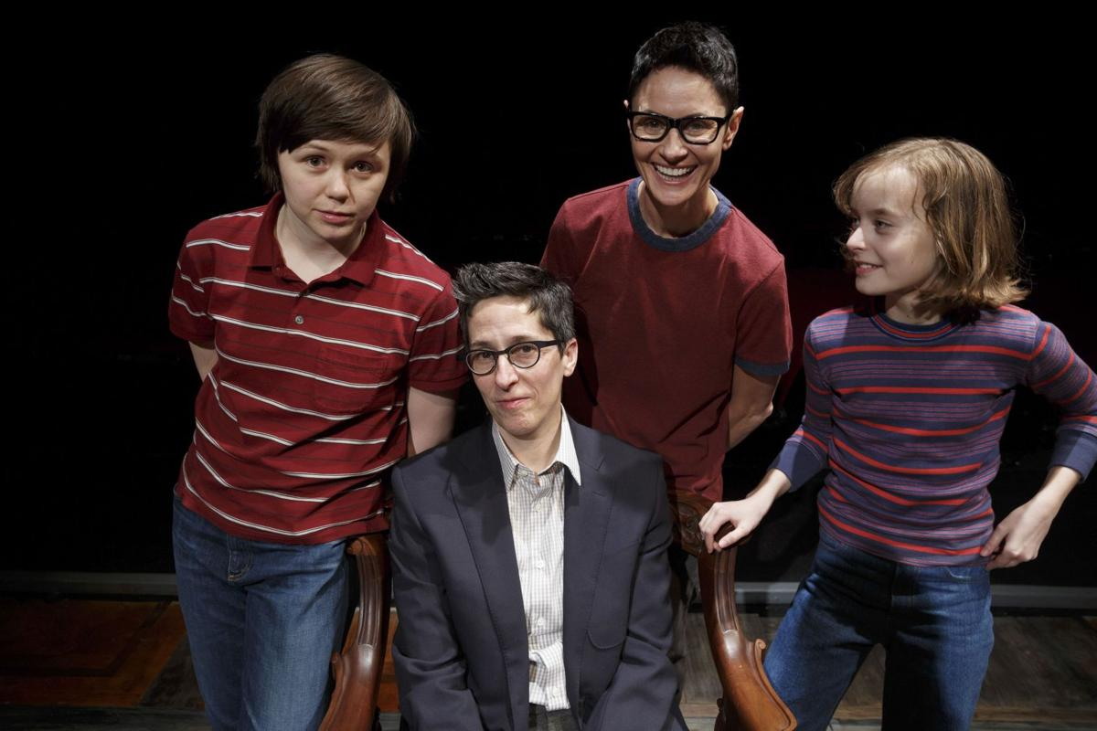 'Fun Home,' the musical Show takes Alison Bechdel's life to Broadway with 3 females playing her at different ages