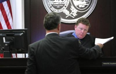 Charleston Judge Mikell Scarborough charged public for beach and mountain trips (copy)