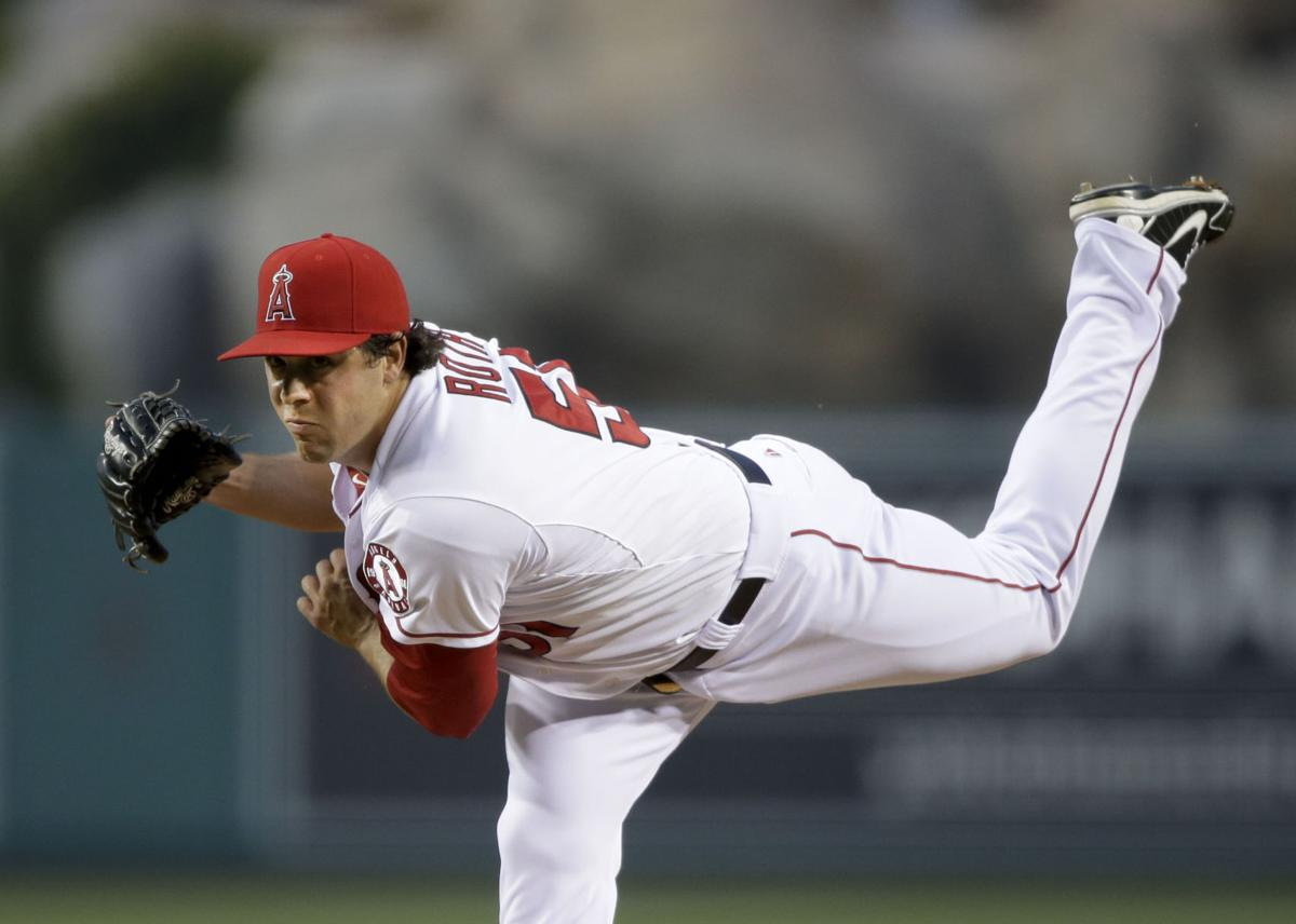 Former South Carolina pitcher Michael Roth upbeat after 18-day major league adventure