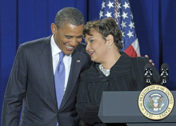 Obama defends EPA's work