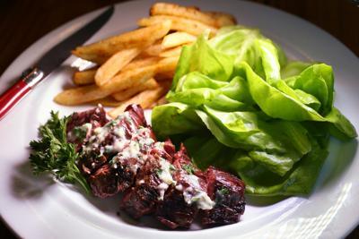 Goulette steak