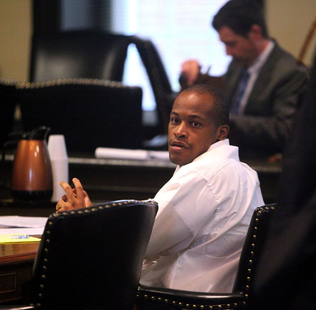 Williams' voice heard in phone call recording from jail