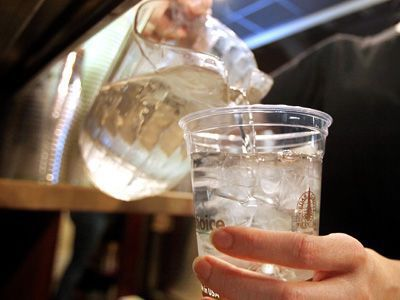 CWS: Water tastes earthy, but still safe