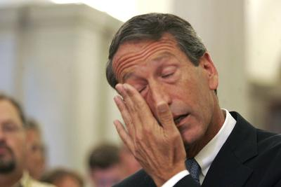 Sanford thankful for 'forgiveness' on fifth anniversary of tearful admission (copy)