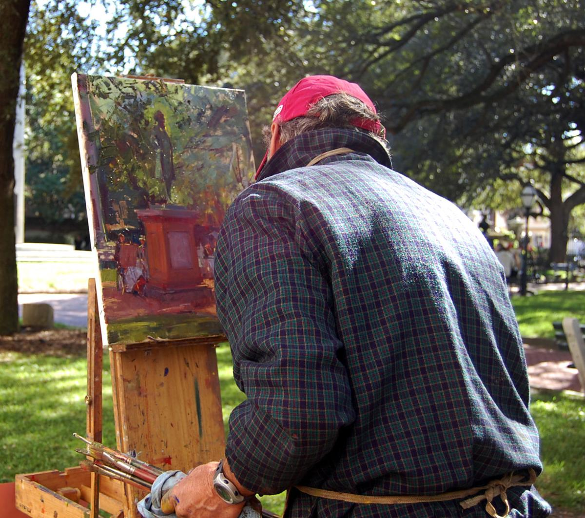 Charleston Fine Art Dealers' hold its Fine Art Annual