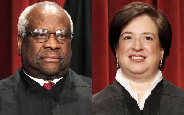 Supreme Court justices pressured to sit out health care case