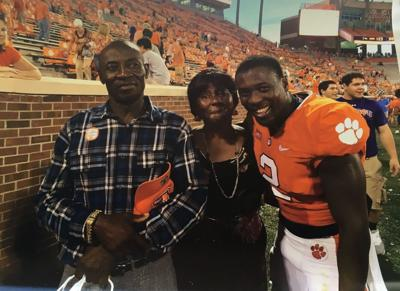 Struggles of immigrant parents drive Clemson's Mackensie Alexander to chase American Dream