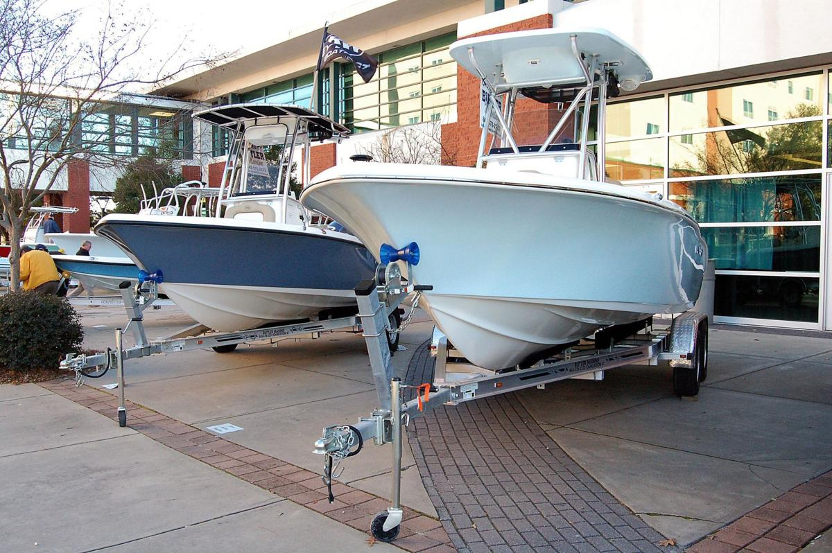 Large turnout, variety of watercraft, on-site sales boost 35th annual boat show in North Charleston