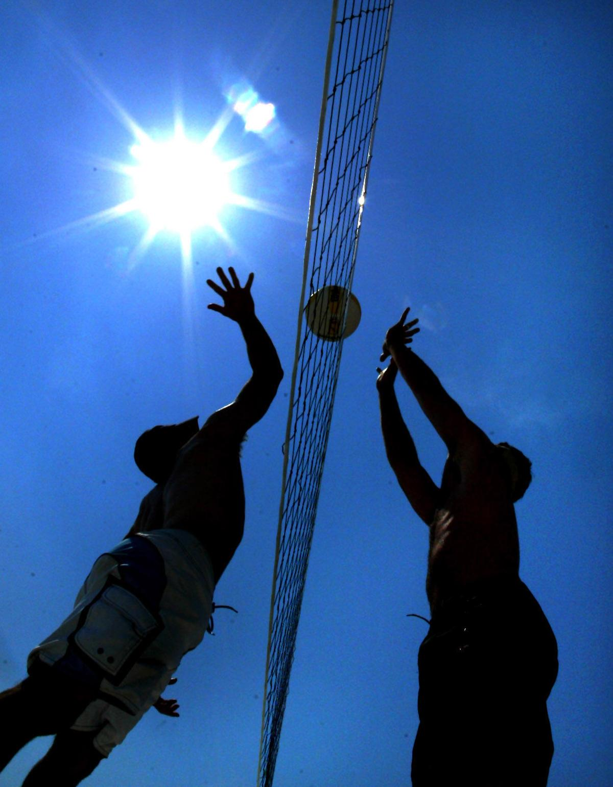 Beach volleyball finds home in Mount Pleasant