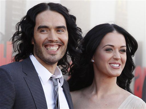 Katy Perry, Russell Brand to split after 14 months