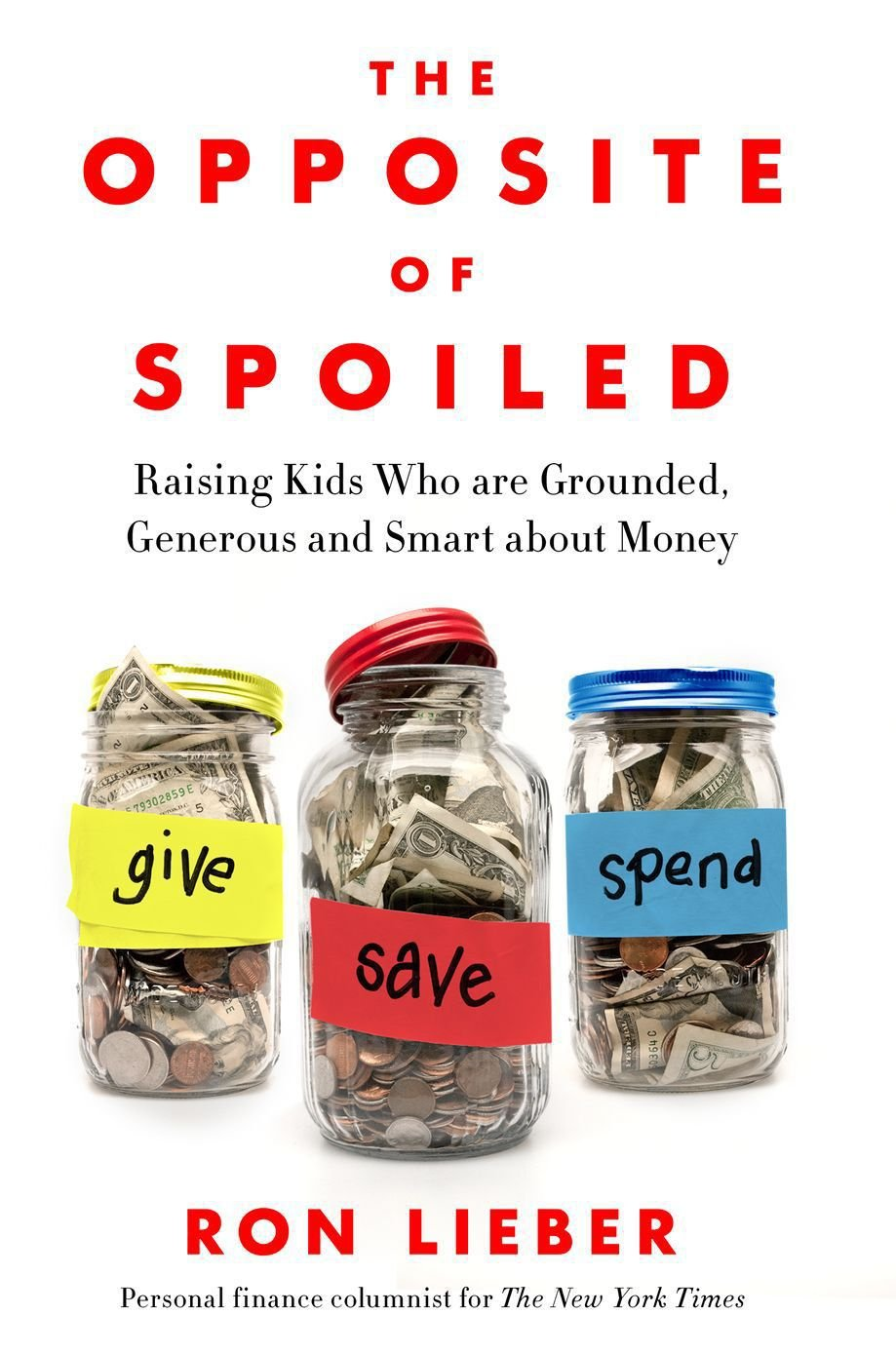 Book offers sage money advice for parents